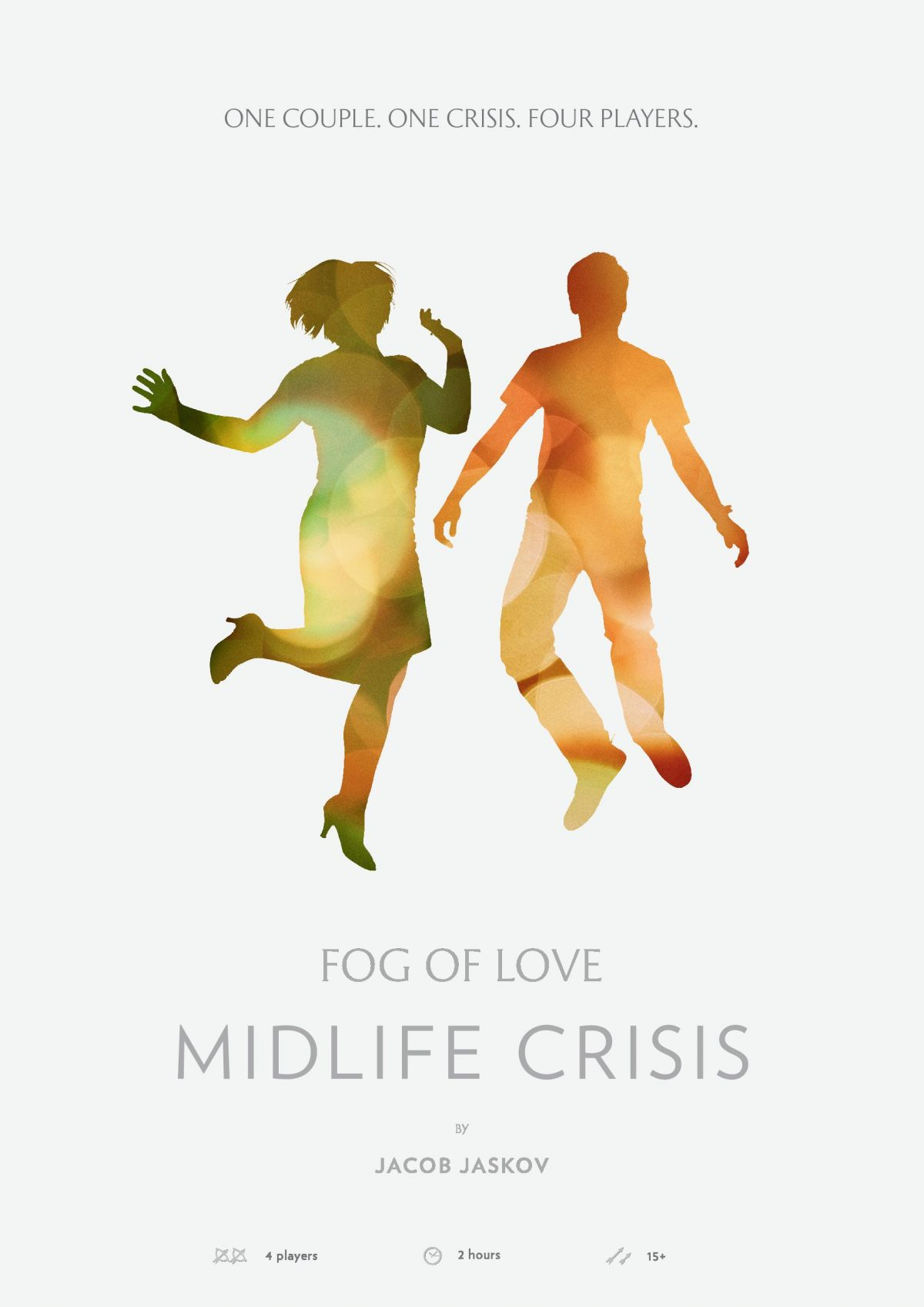 Fog of Love: Midlife Crisis by Jacob Jaskov - Fastaval